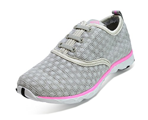 Dream-Pairs-Womens-New-Light-Weight-Comfort-Sole-Easy-Walking-Athletic-Slip-On-Water-shoes