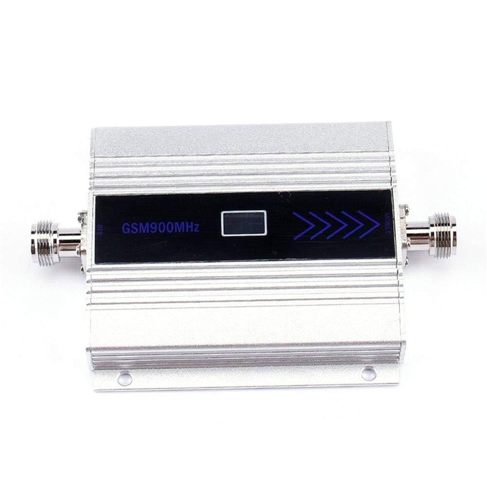 iBaste-ES Amplificador de se/ñal de Amplificador de repetidor de se/ñal m/óvil Amplificador de se/ñal de m/óvil de Unicom gsm Amplificador de se/ñal de tel/éfono m/óvil gsm 900MHz
