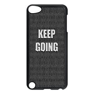Keep Going Motivational iPod Touch 5 Case Black&Phone Accessory STC_001541