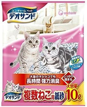 猫 砂 チャーム ユニ
