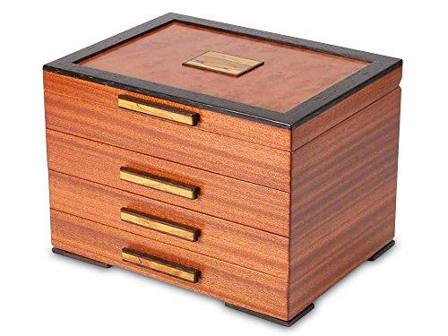 Heartwood Creations Urban Craftsman Jewelry Box - 3 ()