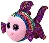 ty fish - Ty Beanie Boos FLIPPY - Multicolored Fish Clip by Ty TOY