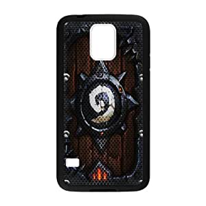 Morimo Custom Protective Phone Case for SamSung Galaxy S5,World?of?Warcraft Laster Technology Nice Quality Plastic and TPU Cover