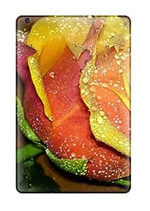 Hot Case Cover Protector For Ipad Mini- Yellow Beautiful Roses 8756812I88230809