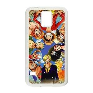 ONE PIECE Samsung Galaxy S5 Cell Phone Case White K3950174