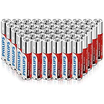 Amazon.com: NANFU No Leakage Long Lasting AAA 36 Batteries