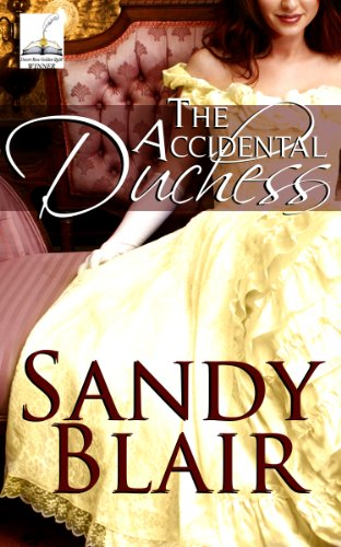 book cover of The Accidental Duchess