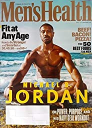 Men's Health Magazine (April, 2021) Michael B. Jordan C