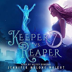 Keeper vs. Reaper Audiobook