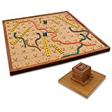 Snakes and Ladders Board Game For the Blind