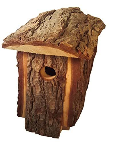 Unique Wooden Bird Houses: Amazon.com: Best Birdhouse Made By Amish Artists