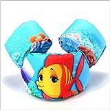XHBoutique Cartoon Life Jacket for Kids Learn to Swim Aid Swim Vest (Fish)