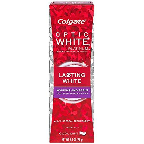 Colgate Platinum Whiten Protect Toothpaste