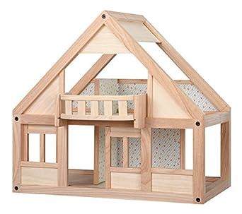 PlanToys 7110 Adorable My First Dollhouse