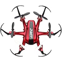 Akaddy Drone JJRC H20 2.4G 6 Axis Headless Mode Quadcopter RC Drone Helicopter(Red)