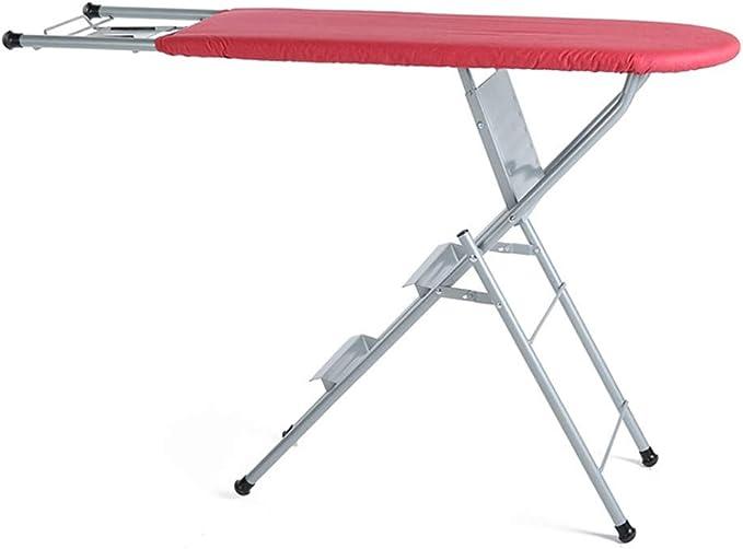 SJZC Tabla De Planchar FuncióN Doble Plegable Ultra Estable SuspensióN De Planchar Escalera: Amazon.es: Deportes y aire libre