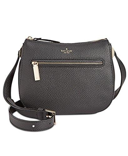 - kate spade new york Hopkins Street Collection Alannis Cross-Body Bag, Black