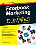 Facebook Marketing for Dummies, John Haydon, 1118400380