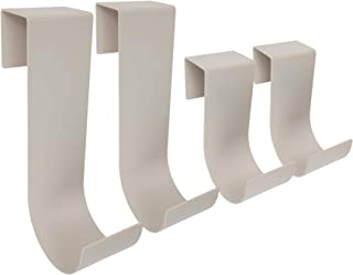 product image for MIDE Products 1SET-T Fence Hooks, Tan/Beige