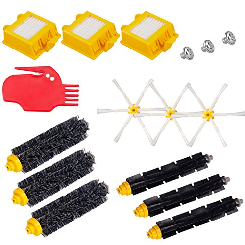 I-clean For iRobot Roomba 760 770 780 790 Vacuum Cleaning Robots Parts , 13 pcs Replacement Roomba Vacuum cleaning Accessories Kits - Roomba Vacuum Parts