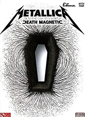 Metallica: Death Magnetic (Easy Guitar). Partituras para Guitarra ...