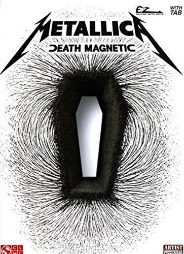 Metallica: Death Magnetic (Easy Guitar). Partituras para Guitarra, Acorde de Guitarra