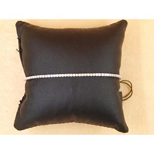 Bracelet Tennis Femme Or classiques dgb0001.150or blanc diamant