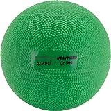 Gymnic Heavymed 500 Medicine Ball, Green (10 cm, 500 gm / 1.1 lbs)