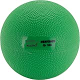 Gymnic Heavymed 500 Medicine Ball, Green (10 cm, 500 gm / 1.1 lbs)