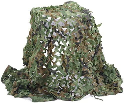 SACYSAC camouflage net, buitendecoratie anti-antenne verborgen camouflage