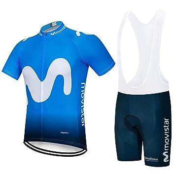 Moxilyn Camisetas de Ciclismo para Hombre, Camiseta Corta, Top de Ciclismo, Jerseys de Ciclismo, Ropa de Ciclismo, Mountain Bike/MTB Shirt, ...