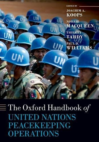 united nations peacekeeping - 1