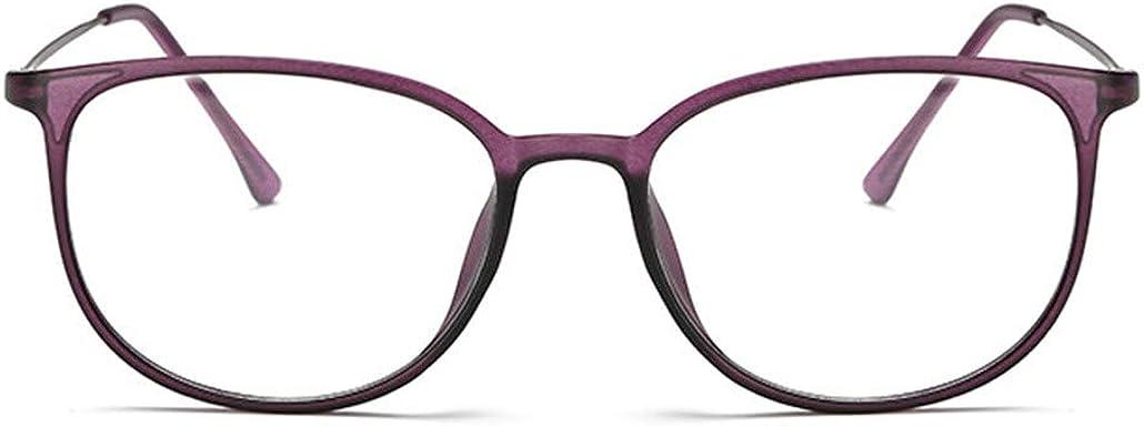 Unisex Casual Fashion Basic Square Frame Clear Lens Eye Glasses