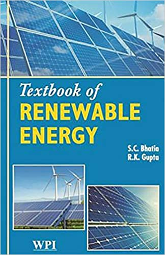 Buy Textbook of Renewable Energy (Woodhead Publishing India in