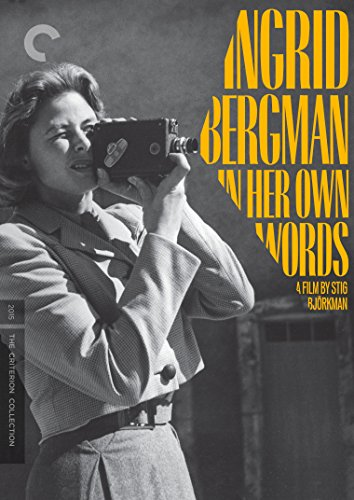 Ingrid Bergman: In Her Own Words (Criterion Collection) (Special Edition, Widescreen, Digital Theater System)
