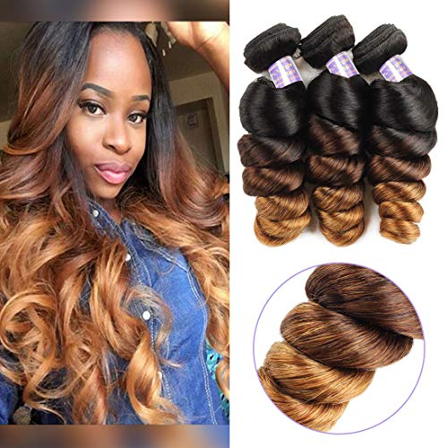 Allove Hair Brazilian Bundles Extensions product image