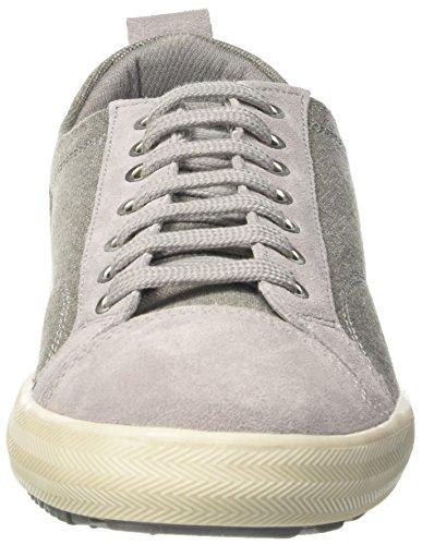 Grigio Sneaker Wolf Lt Grey Uomo Lumberjack a6txw5qx