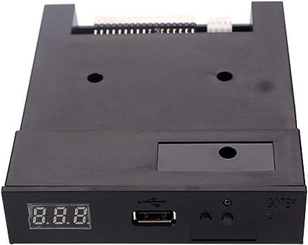 """5V DC 3.5/"""" SFR1M44-U100 Floppy Drive to USB Flash Emulator for Elec keyboard"""