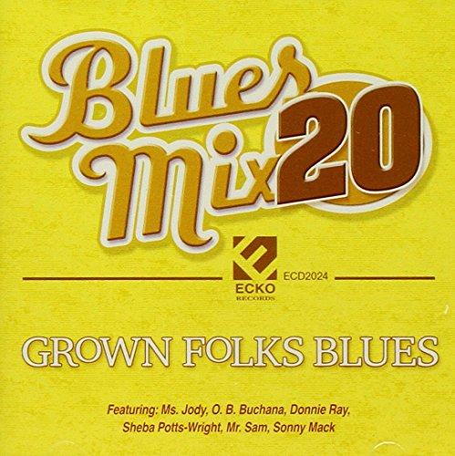 Blues Mix V20 Grown Folks Blues -  Ecko, 2024