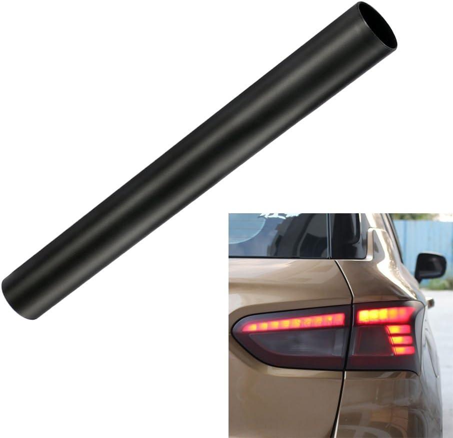 Winomo 30 x 120/cm noir Film adh/ésif anti-brouillard pour phares de voiture