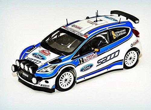 Belkits 1/24 Ford Fiesta Ford Fiesta S2000 2010 Rally Monte Carlo Winner [Bel-002] Parallel Import