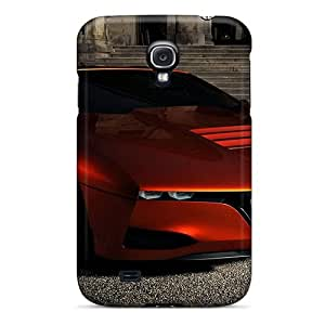 Special Archerapp48a8 Skin Cases Covers For Galaxy S4, Popular Bmw Red Phone Cases