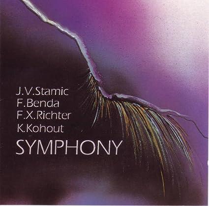 Stamitz/Benda/Richter/Kohout: Symphonies