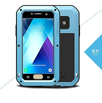 new product 7ab5a eb574 Love MEI Galaxy A5 Case,Galaxy A5 Metal Case,Waterproof Shockproof ...