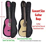 Performance Plus GB365 Heavy Duty 600 Denier Nylon Concert/Classical Guitar Bag