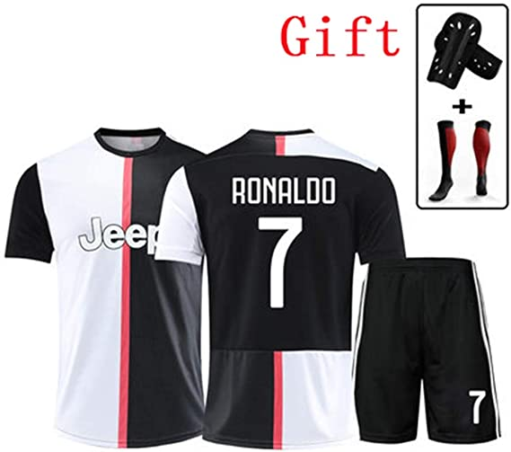 HS-JCWY01 – Camiseta de fútbol Cristiano Ronaldo # 7 Juventus ...