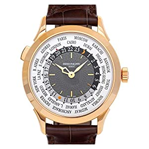 Best Epic Trends 51bcaVowaFL._SS300_ Certified Pre-Owned Patek Philippe Reference 5230R Watch. Comes with Authentic Box & Papers