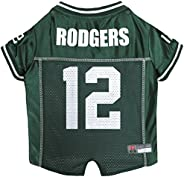 NFLPA PET JERSEY. - Football Licensed Dog Jersey. - 6 Team Players Available. - Comes in 5 Sizes. - Football P
