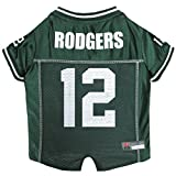 Best Pets First Bay.coms - NFL NFLPA Dog Jersey - Aaron Rodgers #12 Review