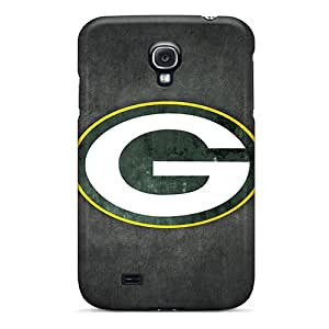 Tpu Mbsky Shockproof Scratcheproof Green Bay Packers Hard Case Cover For Galaxy S4